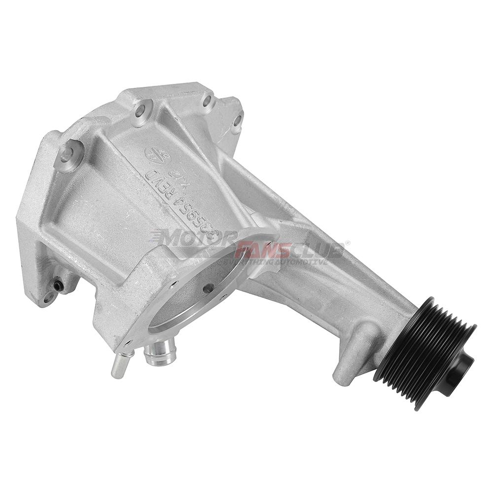 Supercharger Rebuild Kit with Pulley Fits for Range Rover L332 2010-2012 Sport 5.0 V8 2010-2013 LR058080 LR088564